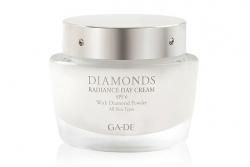 Дневной крем с бриллиантовым порошком - Ga-De Diamonds Radiance Day Cream