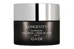 Крем для лица питательный дневной - Ga-De Longevity Nutrimoist Day Cream