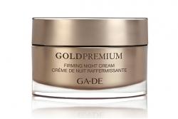 Ночной укрепляющий крем - Ga-De Gold Premium Firming Night Cream