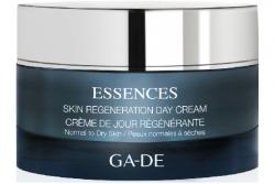 Восстанавливающий дневной крем - Ga-De Essences Skin Regeneration Day Cream