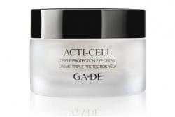 Крем для глаз тройная защита - Ga-De Acti-Cell Triple Protection Eye Cream