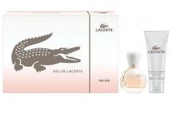 Lacoste Eau De Lacoste Pour Femme - Набор (edp/30ml + b/l/100ml)