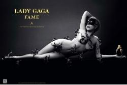 Lady Gaga Fame Black Fluid - Лосьон для тела