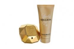 Paco Rabanne Lady Million - Набор (edp 50ml + b/l 100ml)