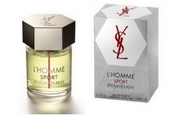 Yves Saint Laurent L'Homme Sport - Туалетная вода