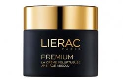 Крем для лица оригинальная текстура - Lierac Premium la Creme Voluptueuse Texture Originelle