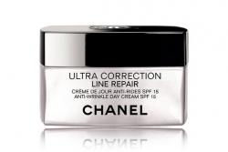 Крем дневной против морщин - Chanel Ultra Correction Line Cream SPF15 50ml