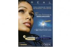 Тушь для ресниц - L'Oreal Paris Double Extension Renewal Serum