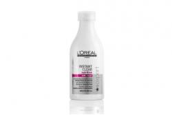 Шампунь от перхоти для окрашенных волос - L'Oreal Professionnel Instant Clear Nutritive Shampoo