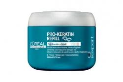 Маска для поврежденных и ломких волос - L'Oreal Professionnel Serie Expert Pro-Keratin Mask