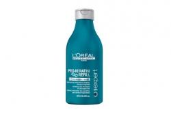 Шампунь для поврежденных и ломких волос - L'Oreal Professionnel Serie Expert Pro-Keratin Shampoo