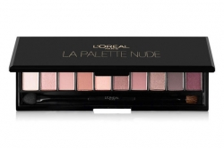 Палетка теней для век - L'Oreal Paris Color Riche La Palette Nude