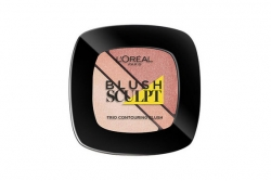 Румяна - L'Oreal Paris Infallible Blush Sculpt Trio