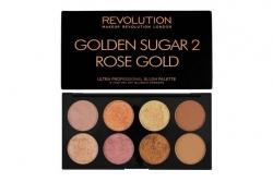 Палетка из 8 румян - Makeup Revolution Blush Palette
