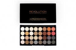 Палетка теней - Makeup Revolution Ultra 32 Shade Palette Flawless 2