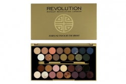 Палетка теней - Makeup Revolution Palette Fortune Favours The Brave