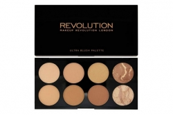 Палитра бронзеров для лица - Makeup Revolution Bronze Palette