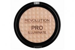 Хайлайтер для осветления лица - Makeup Revolution PRO Illuminate