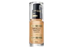 Тональный крем - Max Factor Miracle Match Foundation Blur & Nourish