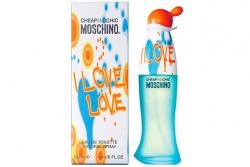 Moschino I Love Love - Туалетная вода