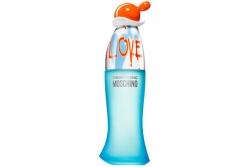 Moschino I Love Love - Туалетная вода (тестер)