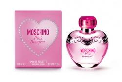 Moschino Pink Bouquet - Туалетная вода