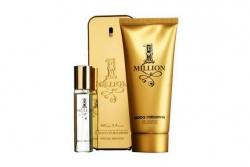 Paco Rabanne 1 Million - Набор (edt 100ml + sh/gel 100ml + edt 10ml)