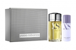 Paco Rabanne XS pour Homme - Набор (edt 100ml + deo 150ml)