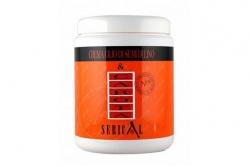 Крем-маска с экстрактом моркови и маслом из льняного семени - Pettenon Serical