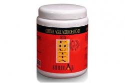 Крем-маска с содержанием мягких фруктовых кислот - Pettenon Serical