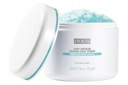 Снимающий усталость скраб для тела - Pupa Home Spa Anti-Fatigue Toning Salt Scrub