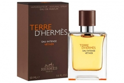 Hermes Terre d'Hermes Eau Intense Vetiver - Парфюмированная вода