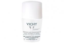 Шариковый дезодорант для чувствительной кожи - Vichy Sensitive Anti-Transpirant 48 H