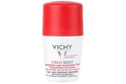 Шариковый дезодорант - Vichy Stress Resist Anti-Transpirant 72 H