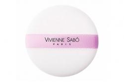 Набор велюровых спонжей для макияжа - Vivienne Sabo