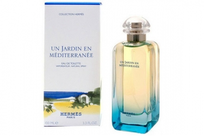 Hermes Un Jardin en Mediterranee - Туалетная вода