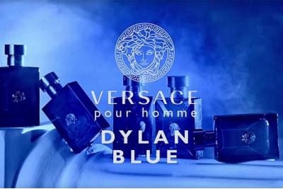 Versace Pour Homme Dylan Blue - Туалетная вода