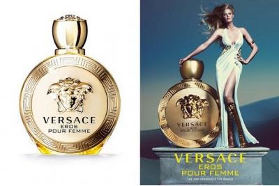 Versace Eros Pour Femme - Парфюмированная вода