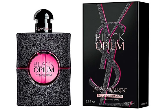 Yves Saint Laurent Black Opium Neon - Парфюмированная вода